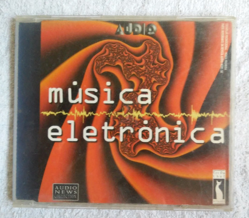 cd musica eletronica - audio news collection 27