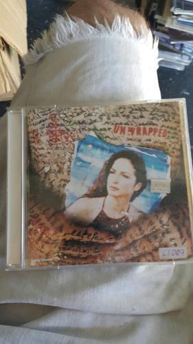 cd música gloria estefan unwrapped sony music