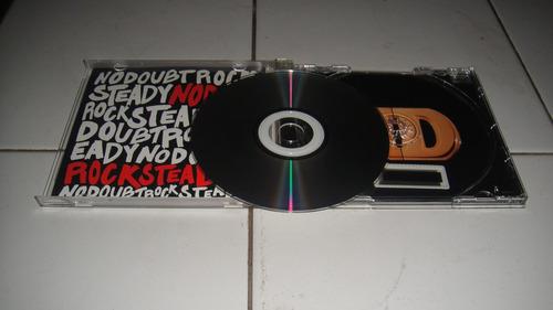 cd musica no doubt rock steady - orginal, importado