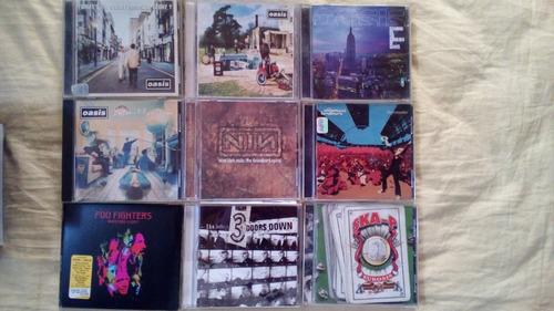 cd musica rock, varios artistas