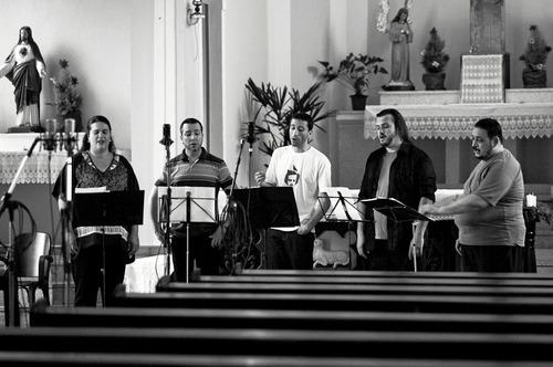 cd - música sacra - cantus firmus