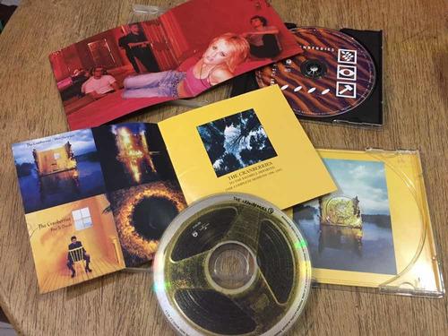 cd música the cranberries bury the hatchet and the faithful