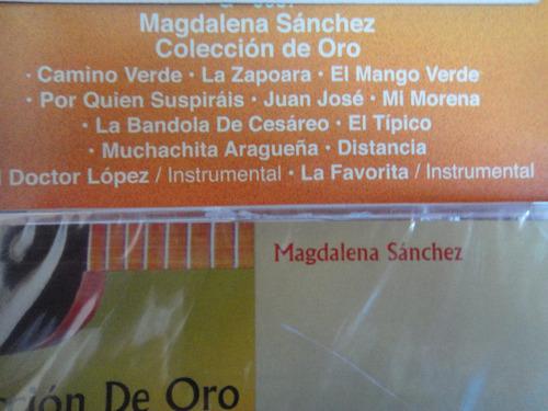 cd musica venezolana de oro magdalena sanchez nuevo coleccio