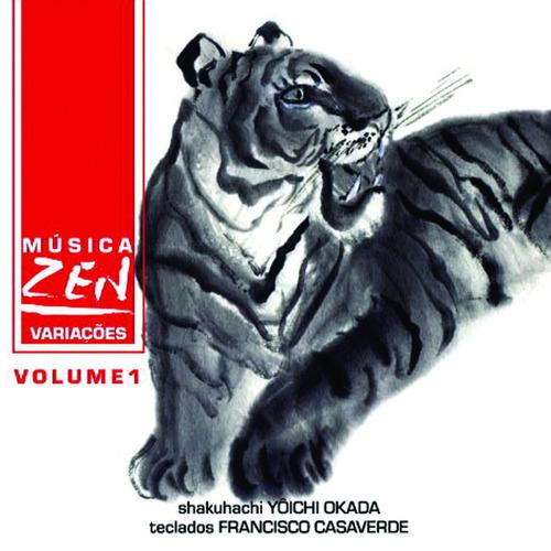 cd música zen vol. 1 - novo - lacrado