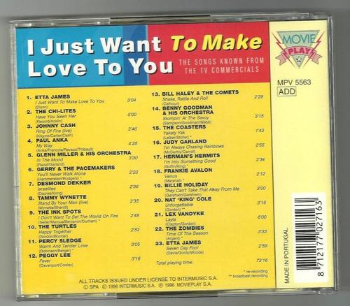 cd músicas anos 50.60