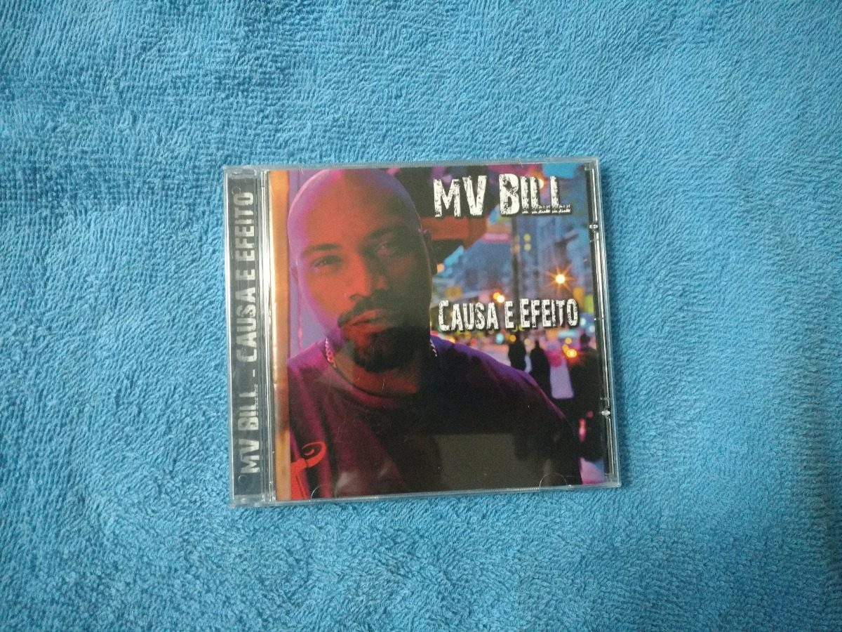 cd de mv bill causa e efeito