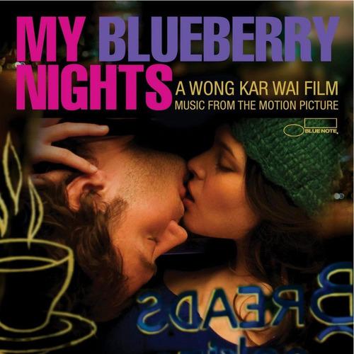 cd my blueberry nights [soundtrack]