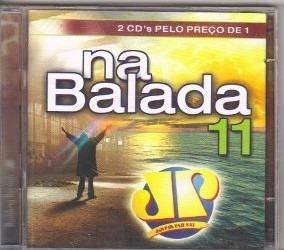 cd na balada 11 novo lacrado duplo