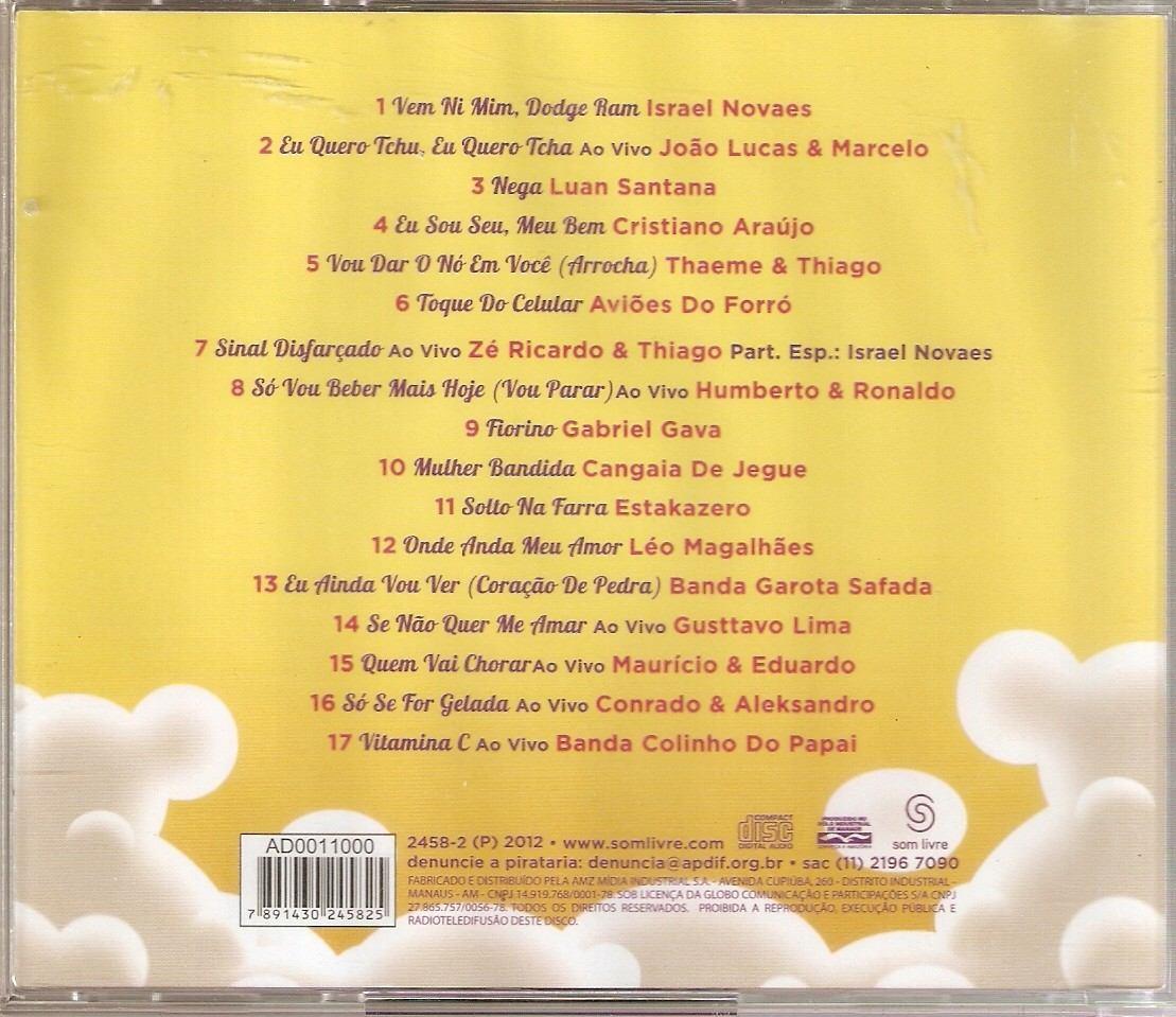 musicas gratis na pegada do arrocha 2012