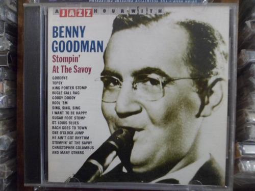 cd nac - benny goodman - stompin' at the savoy frete 10,00