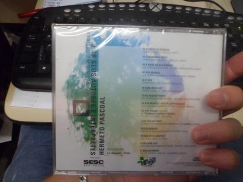 cd nacional - hermeto pascoal - por seus autores frete 10,00