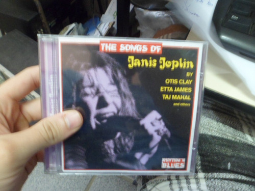 cd nacional - janis joplin - all blues'd up!
