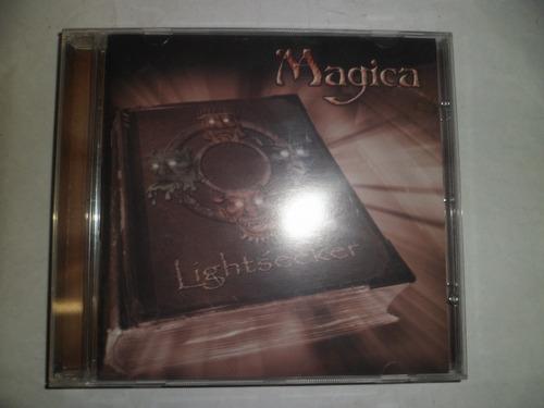 cd nacional - magica - lightseeker frete 10,00