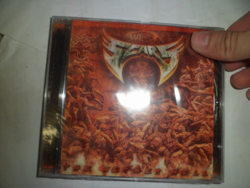 cd nacional - scars - the nether hell frete 10,00