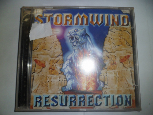 cd nacional - stormwind - resurrection frete 10,00