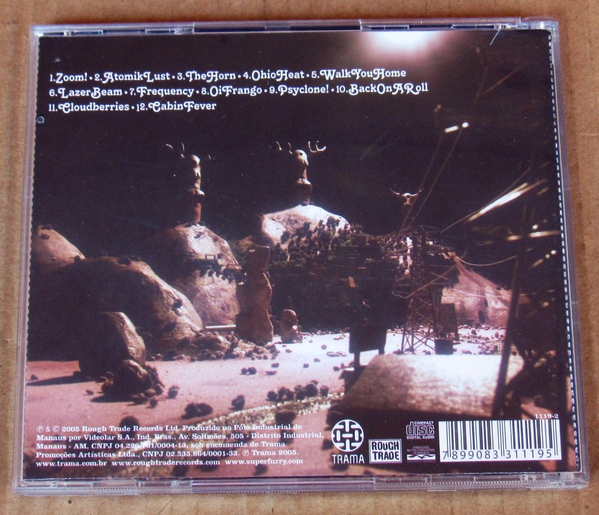 Climunsym 1397 complete your super furry animals collection cabin fever lyrics hey venus the first super furry animals studio album since 1996s fuzzy logic without cover fandeluxe Gallery