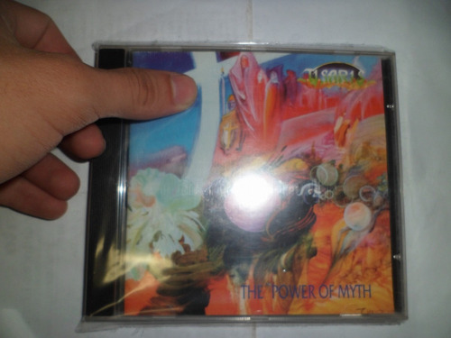cd nacional - tisaris - the power of myth frete 10,00