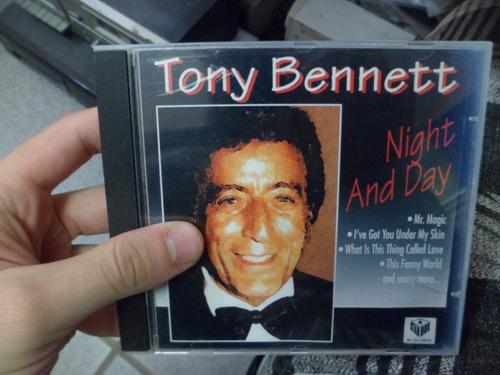 cd nacional - tony bennett - night and day frete 10,00