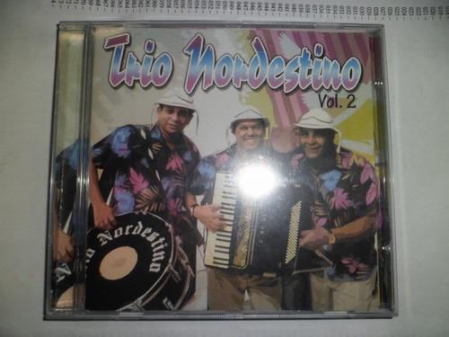 cd nacional - trio nordestino - volume 2 frete 10,00