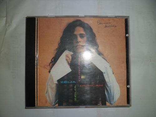cd nacional - zelia duncan - zélia duncan frete 10,00