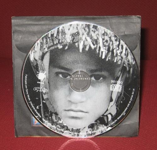 cd nação zumbi - promocional da cantão 4 músicas