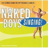 cd naked boys singing by original los angeles cast (2012)