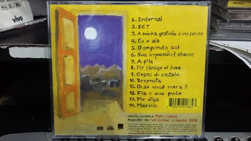 cd - nando reis - internal
