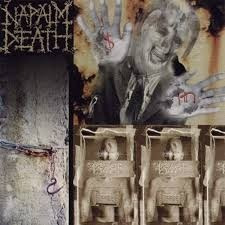 cd napalm death enemy of the music business (2000) - novo