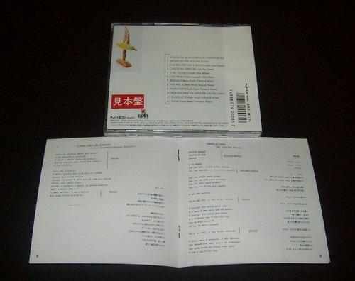 cd nara leão importado (japão) com obi - nara-elenco.