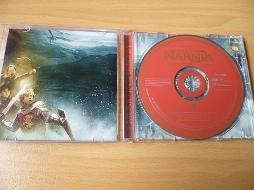 cd narnia soundtrack como nuevo!!! jars of clay (top music)