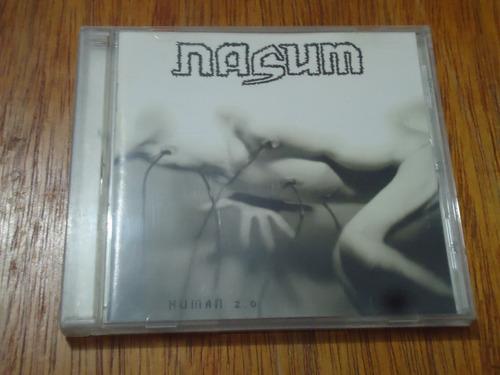 cd nasum:human 2.0