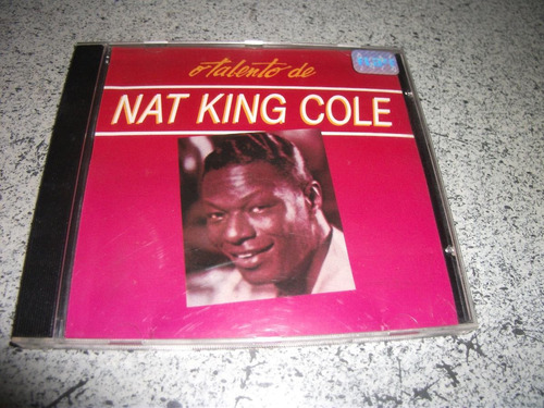 cd - nat king cole o talento de nat king cole
