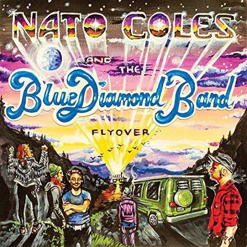 cd : nato coles & blue diamond band - flyover