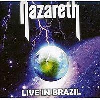 cd nazareth - live in brazil part 1 (novo/lacrado)