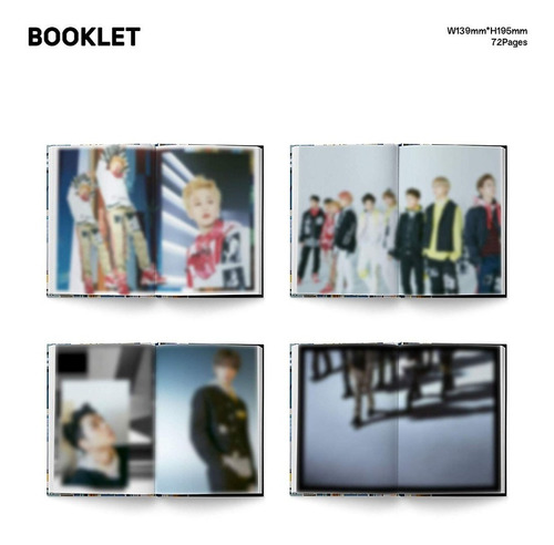cd : nct 127 - 4th mini album nct #127 we are superhuman