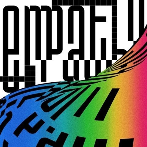 cd : nct2018 - empathy (asia - import)