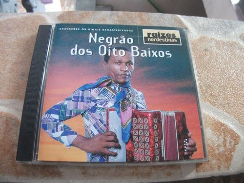 cd - negrao dos 8 baixos raizes nordestinas