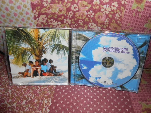 cd negril  /  a outra margem do rio    -1999- (frete grátis)