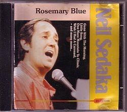 cd neil sedaka - rosemary blue (usado/otimo)