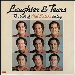 cd neil sedaka - the best laughter & tears (usado/otimo)