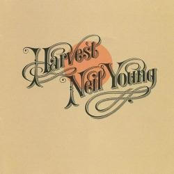cd neil young - harvest (warner 1972) original e importado