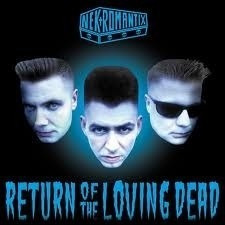 cd nek romantix return of the loving dead digipack