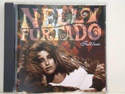 cd nelly furtado - folklore 'original'