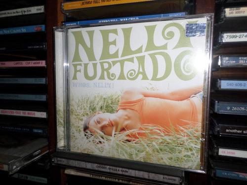 cd nelly furtado - whoa nelly !