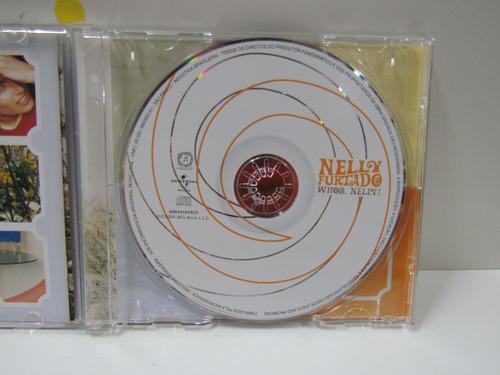 cd nelly furtado - whoa nelly - by trekus vintage