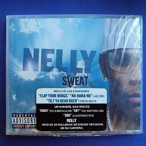 cd nelly sweat feat. christina aguilera nuevo sellado