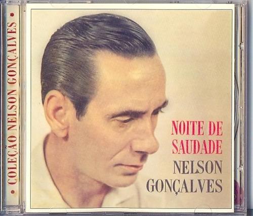 cd nelson gonçalves - noite de saudade - 1961