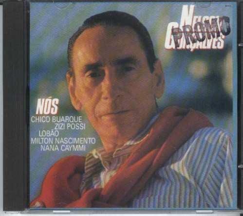 cd nelson gonçalves - nós - 1987 - importado promocional