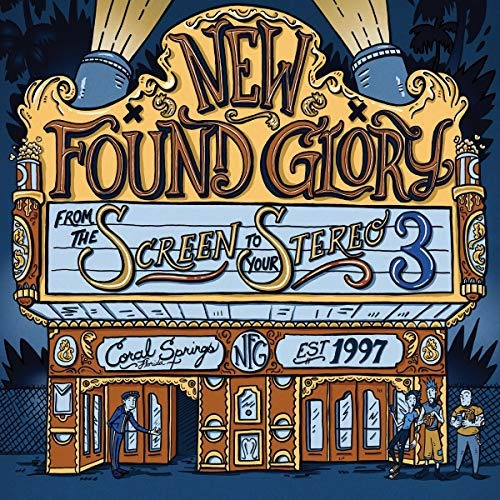 cd : new found glory - from the screen to your stereo 3
