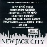 cd new jack city: music from the motion picture by various a